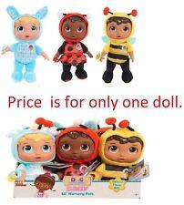 Doc McStuffins Baby Checkup Lil Nursery Pals 3+ Doll Bumblebee Bunny Ladybug Fun