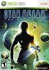 Star Ocean: The Last Hope (Microsoft Xbox 360, 2009) G