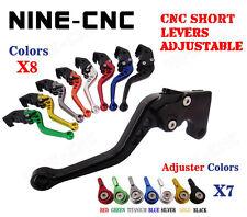 For Kawasaki Ninja ZX-7R ZX-7RR ZX-9R 94-97 CNC Adjustable Brake Clutch Levers