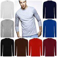Camiseta manga larga de hombre Extreme. 100% Algodón