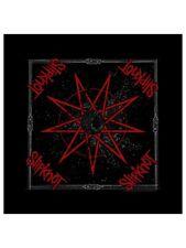 Slipknot Bandana Nine Pointed Star Black