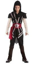 Palamon Assassins Creed Ezio Auditore Video Games Teens Halloween Costume 30090