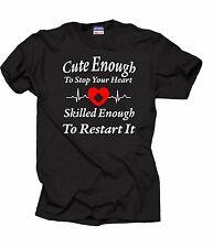 Gift For Nurse T-shirt Doctor T-shirt Funny Medical T-shirts Graduation T-shirt