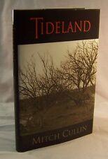 Mitch Cullin TIDELAND First Edition New!  SIGNED! Filmed Hardcover Novel in dj