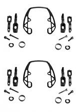 Magura EVO2-Adapter inkl. Montageplatte 1/2 Satz für Felgenbremsen (HS-Serie)