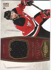 2010/11 Dominion Jerseys Travis Zajac game used jersey card 26/99 Devils