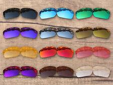 Vonxyz IridiumCoat Replacement Lenses for-Oakley Valve New 2014 Sunglass
