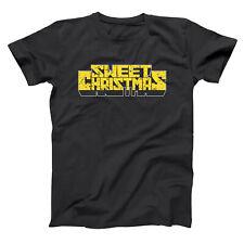 Sweet Christmas  Funny Xmas Luke Cage Comic Netflix Black Basic Men's T-Shirt