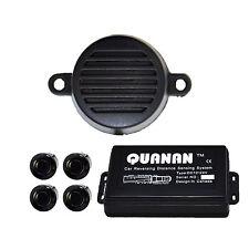 Quanan q1840 4 Sensori Audio CICALINO Sensore di Parcheggio Kit professionale per i furgoni