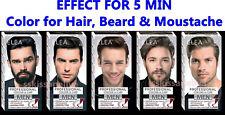 ELEA for MEN Effect for 5 MIN Colour for Hair, Beard and Moustache 100 ml