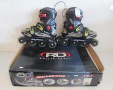 NIB Roller Derby Sensor XT I-121 Youth Inline Skate Hockey Blades Size 1 4 5 & 6