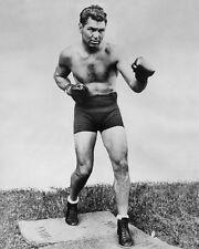 American Boxer JACK DEMPSEY Glossy 8x10 Boxing Photo Heavyweight Champion Poster