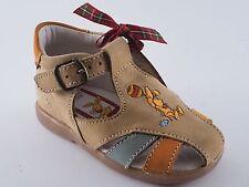 FELIX der Hase Schuhe Sandalen Kinder 21 22 Nubuk Beige NEU