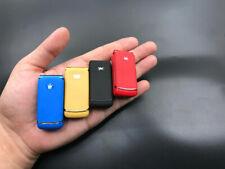 Mini Flip Mobile phone Ulcool F1 Single Sim Smallest Wireless Bluetooth Dialer