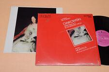 CIAIKOVSKI LP SINFONIA 5-CLASSICA ITALY RCA 1972+POSTER CARTONCINO AUDIOFILI NM