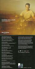 CD - ROBBIE WILLIAMS : THE BEST OF ROBBIE WILLIAMS / ANGELS / TRES BON ETAT