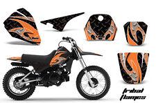 AMR RACING OFF ROAD MOTOCROSS GRAPHIC DIRT BIKE STICKER KIT YAMAHA PW 80 TMOK