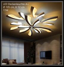 XW062 Acryl LED Deckenleuchte Lichtfarbe und Helligkeit einstellbar Sparsam A+