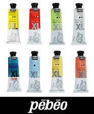 Pebeo Studio XL 37ml tubos de pintura de aceite de artista - 59 Colores Incl. Iridiscente Dyna