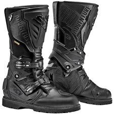 Sidi Adventure 2 Gore-Tex Boots Motorcycle Motorbike - Black