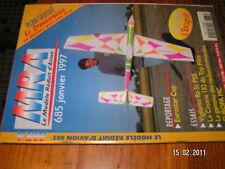 MRA n°685 Plan encart Stradivarius Escogriff Cessna 182