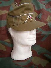 Feldmutze M41 tropicale da ufficiale, cappello tedesco, DAK German tropical cap