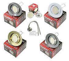 12Volt lumière de plafond laine MR16 SMD LED 3 watt = 25 Watt IP20