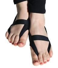 Ashipita SportsLine 3in1 Fußbandage Fuß-Fehl-Stellungen ersetzt Einlagen Schwarz