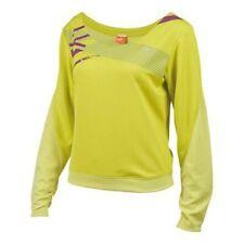 Puma Damen Fitness oder Freizeit Sweat-Shirt Move Sweat Top limeade