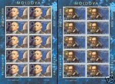 2009 Europa CEPT - Moldavia - minifogli