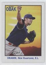 2010 TRISTAR Obak #5 Kyle Drabek Toronto Blue Jays Rookie Baseball Card