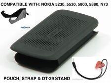 Original Nokia CP-305 Slip Case Funda Para Nokia N73 5230 5530 5800 5880