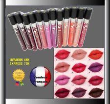 Lipstick Gloss 10Ml Mat Rouge à lèvres liquide Kylie matte très longue tenue Y19