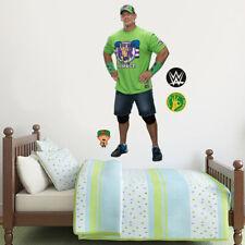 WWE Wall Art Sticker - John Cena Wrestler Mural Decal Vinyl Art Bedroom Kids
