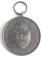medaglia regia misericordia Cascina Pisa