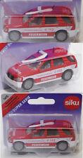 Siku Super 1415 Mercedes ML 320 Feuerwehr Kommandowagen