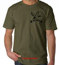 Pato Hunter comandante Mallard Pato de disparo de caza de patos T-Shirt Tee S-XXL