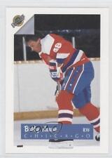 1991-92 Ultimate #47 Bobby House Rookie Hockey Card
