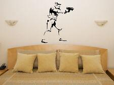 Stormtrooper-Star Wars enemigo lado oscuro-Arte Decal Sticker Imagen Cartel