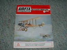 Airfix Magazine Dec 1969 Grant Tank Dakota conv. i.