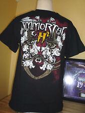 T-SHIRT CATCH TNA HULK HOGAN IMMORTAL TAILLE : S,M,L,XL,2X ALL SIZE HOMME/MEN