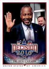 2016 Decision 2016 Non-Sport – Choose Your Cards