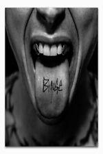 Machine Gun Kelly Binge New 2018 Rap Music Album Fabric Decor Poster B567