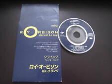 "Roy Orbison K.D. Lang Crying Japan 3"" Mini CD Single"