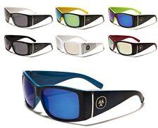 New Biohazard Sport Mirror Sunglasses For Men & Women With Plastic Frames.
