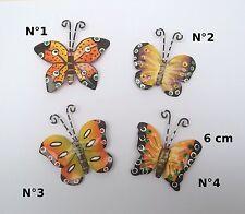 papillons aimant en métal,décoration, animal,magnet, papillon, magneet *G-T1