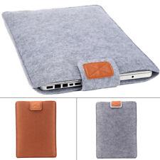 Soft Felt Notebook Laptop Sleeve Bag Case Cover For 11''/13''/15'' Pad/laptop