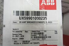 NEW ABB S1N020TL CIRCUIT BREAKER