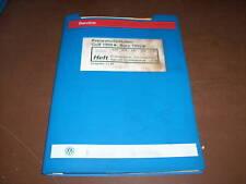Werkstatthandbuch VW Golf IV Direkteinspritzanlage ab 1998