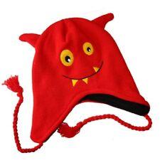 Cálido Para Invierno Infantil Monster Sombrero Forro Niña Niño INCA Perú